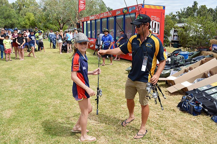 Darlington Point Riverina Classic Catch and Release Fishing Competition